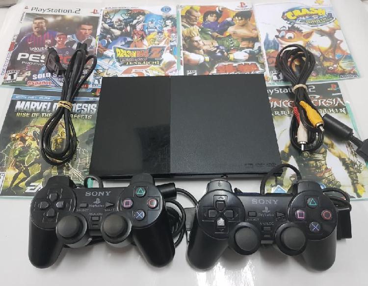 Playstation 2 todo completo