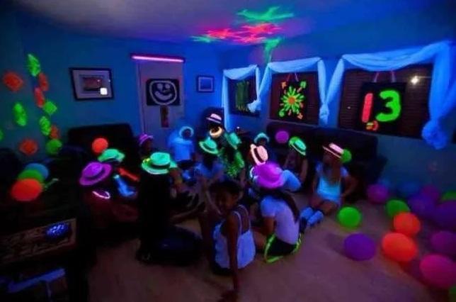 Alquiler de luces para fiestas let's go partying!