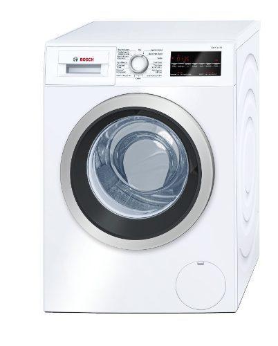 Bosch lavadora carga frontal serie 6 wat28402pe 8kg - blanco