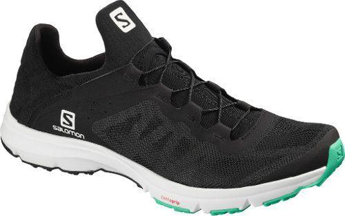 Calzado femenina salomon - amphib bold w negro - running