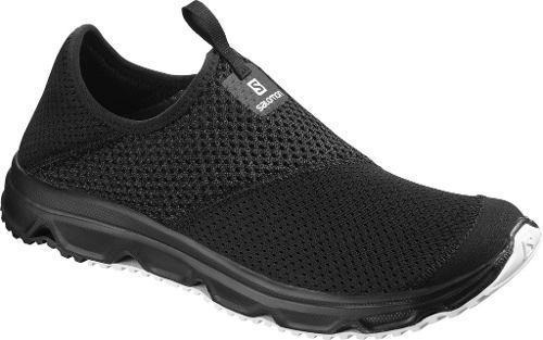 Calzado masculina salomon - rx moc 4.0 negro - running