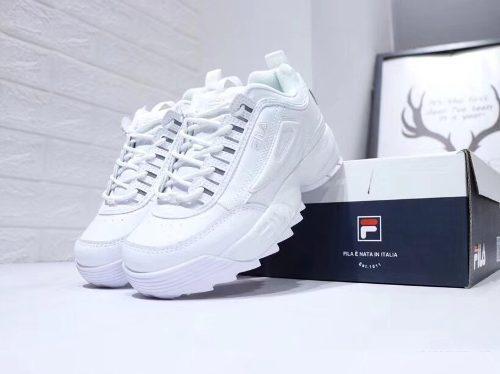 Zapatillas fila disruptor para mujer