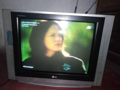 Tv Flatron Lg 21