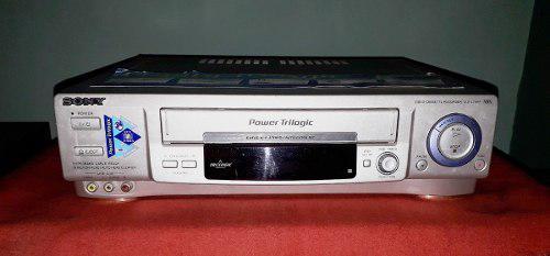 Vhs Sony Slv-l79hf Hi-fi Stereo