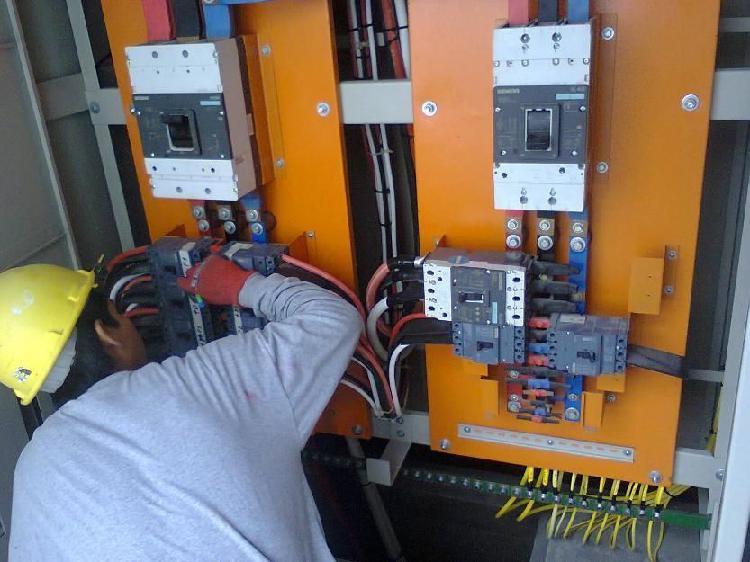 Instalaciones eléctricas,iluminación,fugas a tierra,pozos