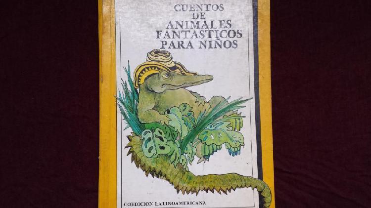 Libro literatura latinoamericana animales fantasticos magia