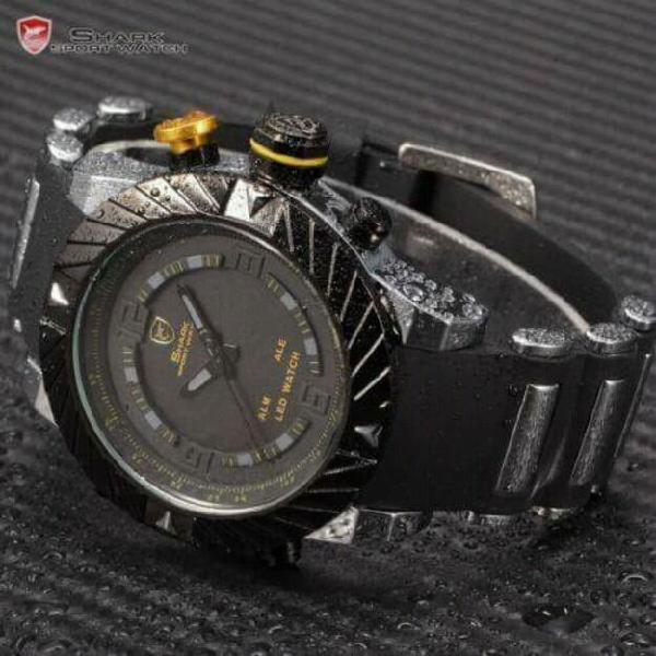 Reloj deportivo shark