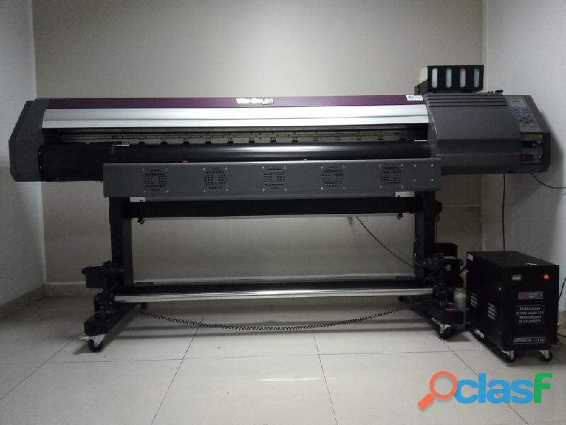 Impresora ultra 9100 1601s y laminadora mf 1700 m1 pro $9000