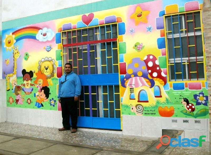Murales infantiles 993613050