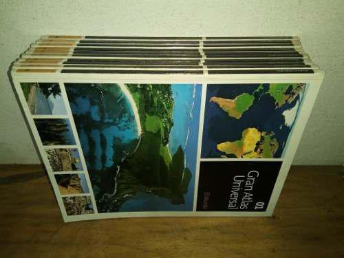 Colección completa gran atlas universal