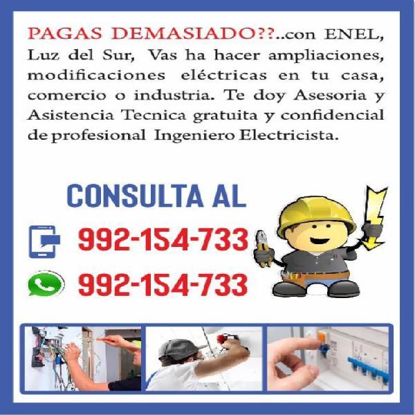 Ingeniero Electricista
