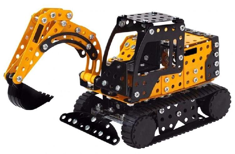 Juguete Educativo D Construcción D Metal Para Niño Y