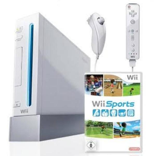 Nintendo Wii Juego