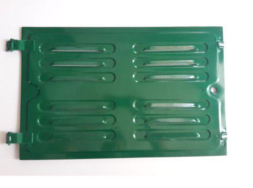 Puerta trasera motor torito bajaj 205 fl color verde