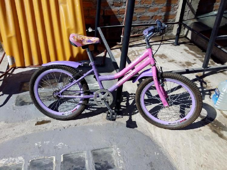 Vendo Bicicleta para Niña