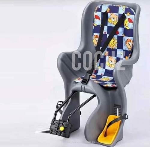 Asiento porta bebe para bicicleta nuevo butaca silla
