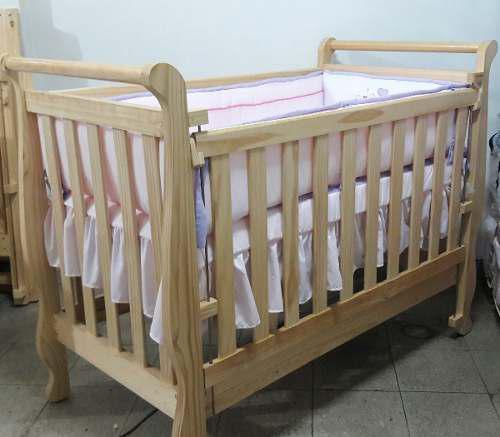 Cuna de bebe nueva modelo roma,cunita de madera nueva