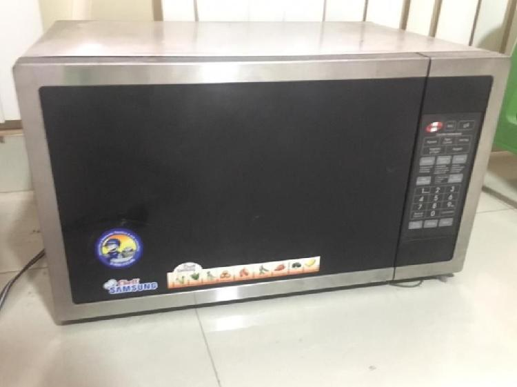 Horno microondas chef samaung