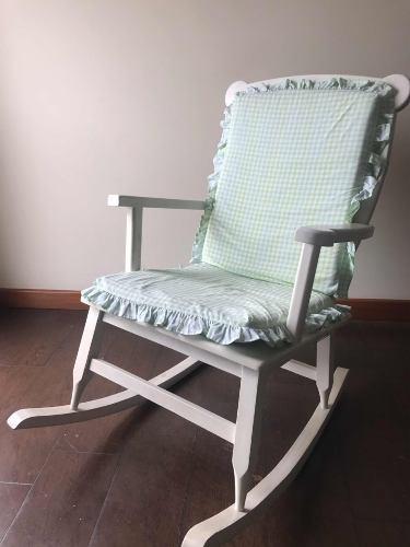 Remato silla mecedora lactancia