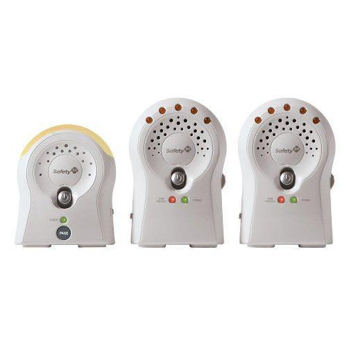 Safety 1st monitor audio bebe casa negocio corrienteportatil