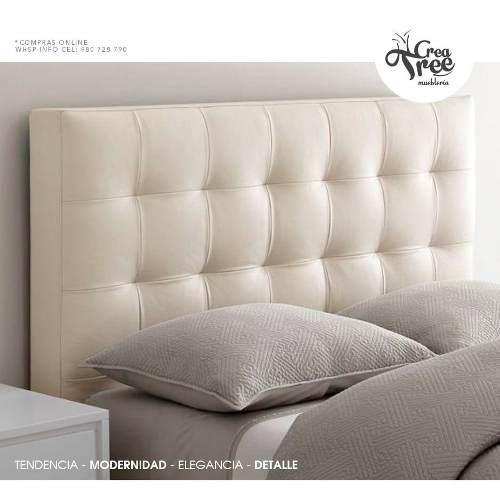 Cabeceras tapizadas anuncios julio clasf for Muebles de dormitorio lima