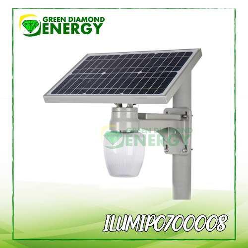 Luces led de calle solar / green diamond energy