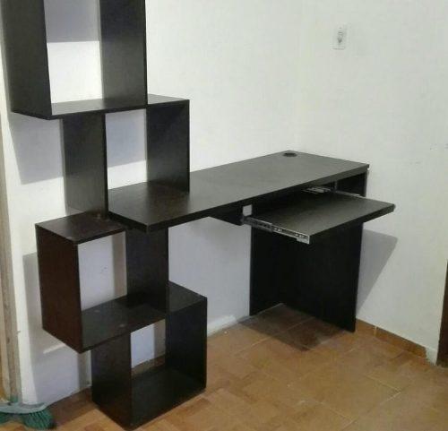 Mueble melamine escritorio y mas