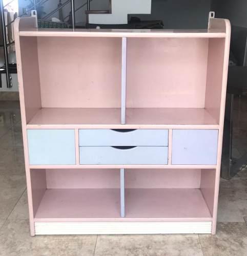 Muebles (escritorio, cabecera y repisa)