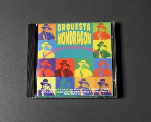 Orquesta mondragon - viaje con nosotros (cd original)