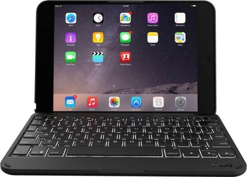 Estuche con teclado zagg folio @ ipad mini 4 a1538 a1550