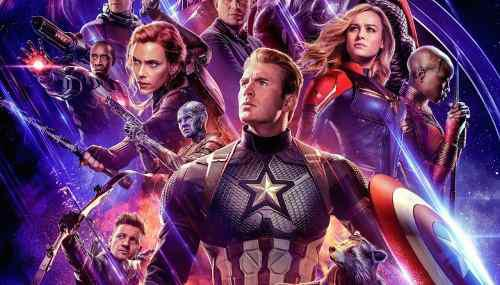 Entradas avengers: endgame - estreno jueves 25 de abril