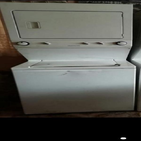 Lavadora secadora - frigobar
