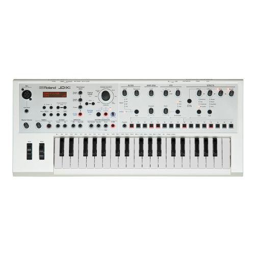Roland jd-xi sintetizador crossover analógico/digital