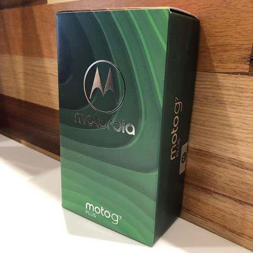 Motorola moto g7 plus nuevo libre