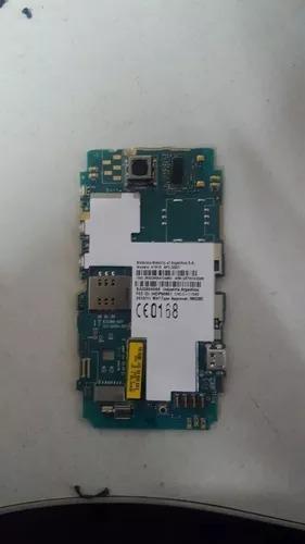 Motorola razr d1 xt914, placa logica