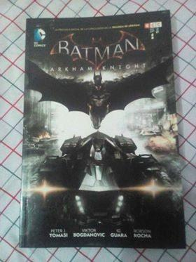 Batman: arkham knight, ecc comics