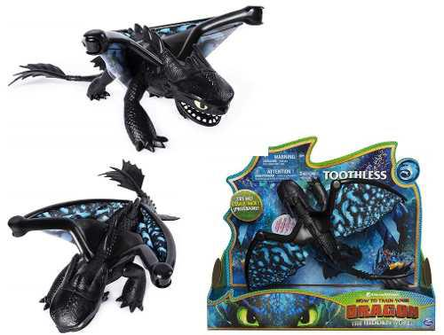Figura muñeco pelicula como entrenar dragon chimuelo mas