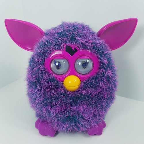 Furby 2012 hasbro morado electronic toy envio gratis
