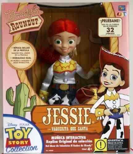 Jessie la vaquerita interactiva original toy story 100% ori1
