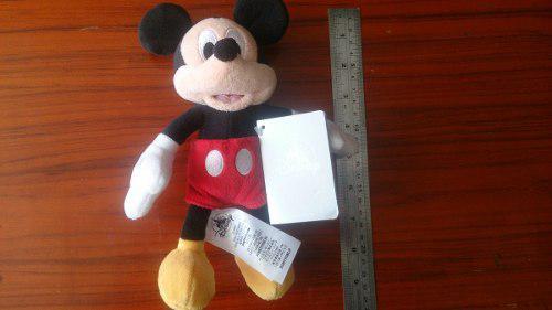 Mickey mouse peluche original disney - nuevo imatoys