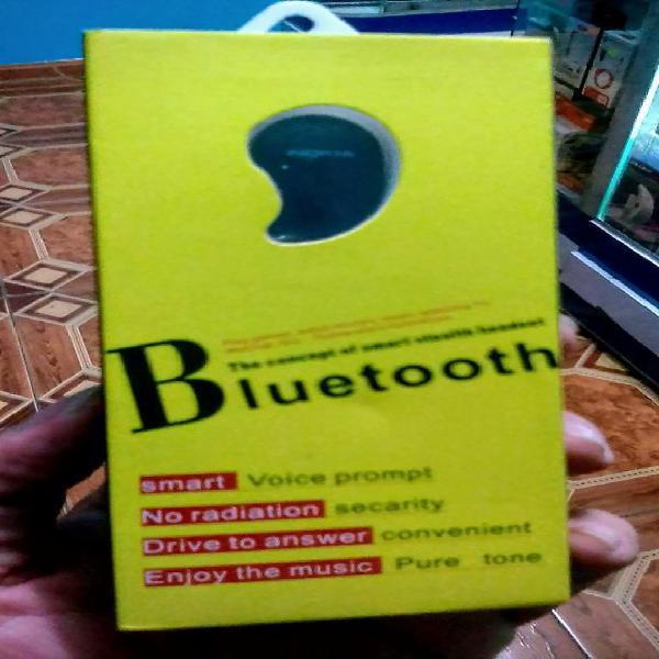 Mini audífono bluetooth manos libres. muy buen sonido tanto