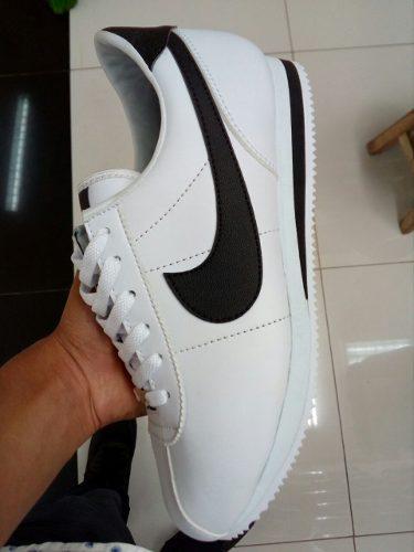 zapatillas nike cuero hombre