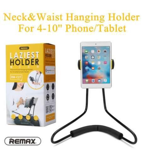 Holder laziest ó perezoso soporta celular y tablets - remax