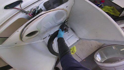 Mantenimiento, reparación a diferentes marcas de secadoras