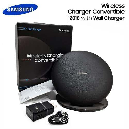 Samsung wireless charger convertible 2018 s10 s8 s9 note 9 8