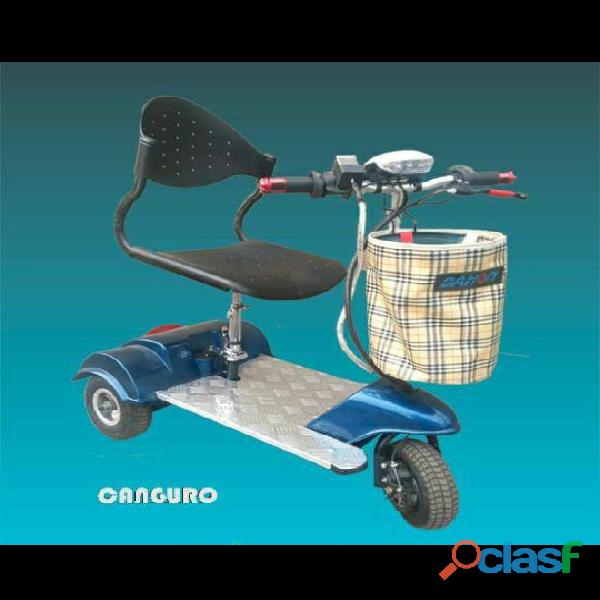 Scooter eléctrico de 3 ruedas