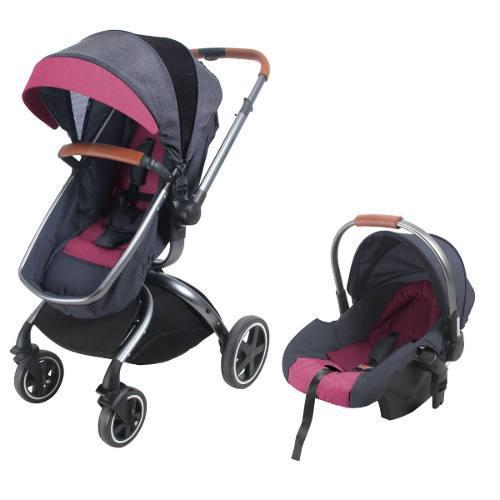 Baby kits coche bebe travel system f80 + portabebe+base 2019
