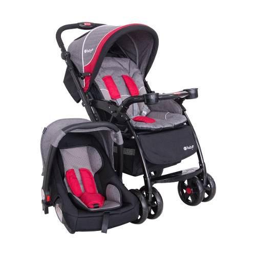 d79deffa8 Coche cuna ebaby + porta bebe modelo braviar 2019- 4 colores