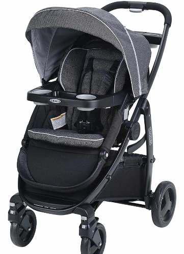 Coche para bebé marca graco con silla para carro