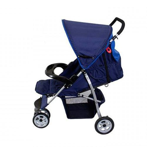 Coche paseo infantil jogger lc200 arc-azul